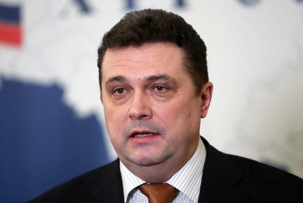 Председатель Союза журналистов России Владимир Соловьев дал интервью
