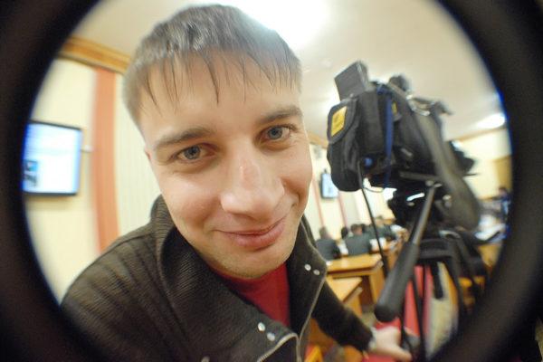"""Фотовыставка """"В объективе — журналист"""""""