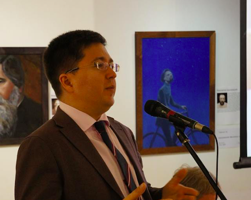Денис Токарский «Опыт кировского отделения показывает, важна любая инициатива регионов»