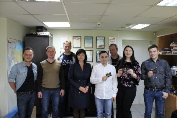 Редакция «Источника» вступила в Союз журналистов