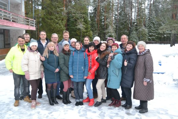 Первое в этом году выездное мероприятие Союза журналистов Кировской области состоялось!