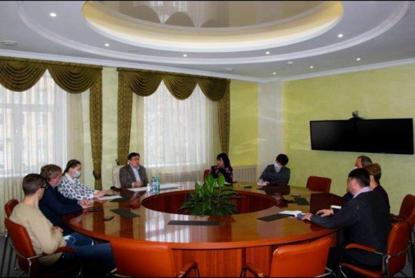 Члены Правления Союза журналистов Кировской области обсудили с властями перспективы создания «Вятского издательского дома»