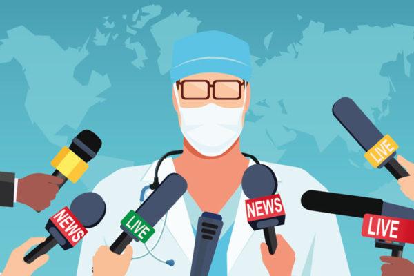 Как пандемия повлияла на работу российских СМИ в 2020 году